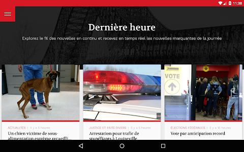 Le Nouvelliste screenshot 14