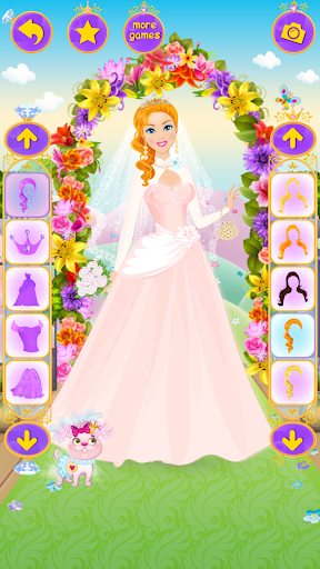 Wedding Dress Up - Bride makeover filehippodl screenshot 11