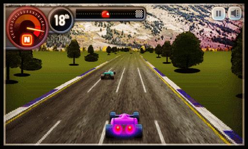 3D真實极速賽車