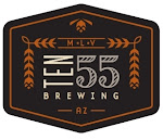 Logo for Ten 55 Brewing