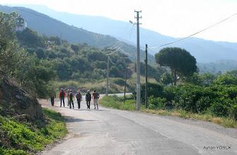 Photo: Gümüldür-Tahtalı Barajı Arası. EFES-MİMAS (İYON) YOLU 5. Etabı - 08.05.2016 (Değirmendere-Kolophon-Çamönü-Karacadağ-Tahtalı-Gümüldür Etabı)