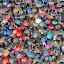 Then it Rained by Rory McDonald - People Street & Candids ( umbrellas, travel, wet, prague, rain )
