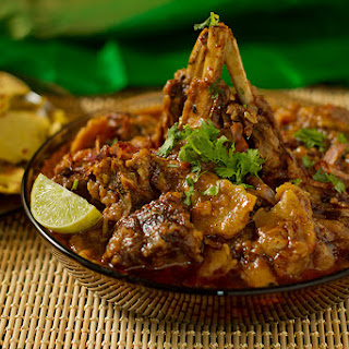 Ingishti – A one dish meal for meat lovers