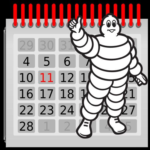 Harmonogram pracy dla Michelin