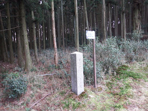 滋賀県・三重県の県境
