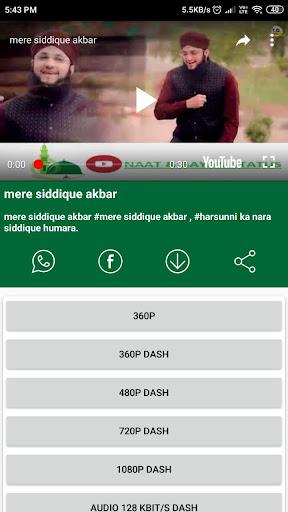 Naat & Bayan Status screenshot 3