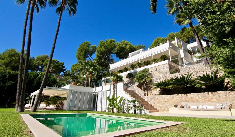 Villa avec piscine en bord de mer Palma