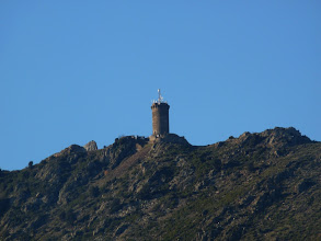 Photo: la tour de Madeloc
