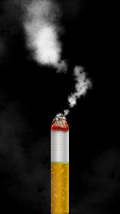 Kouřte virtuální cigaretu - náhled