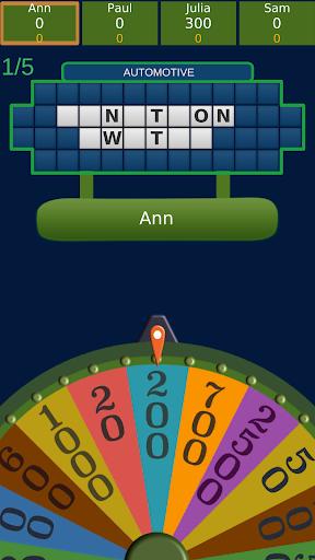 Word Fortune - Wheel of Phrases Quiz 1.17 screenshots 5