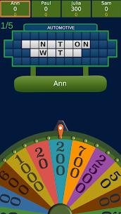 Word Fortune – Wheel of Phrases Quiz 5