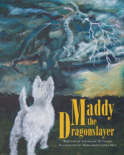 Maddy the Dragonslayer cover