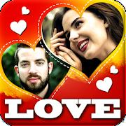 love photo greetings: love Romantic photo frames