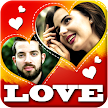 love photo greetings: love Romantic photo frames APK