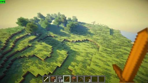 Shaders Minecraft:MCPE