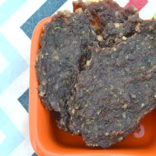 Simple and Nourishing Ground Beef Jerky.
