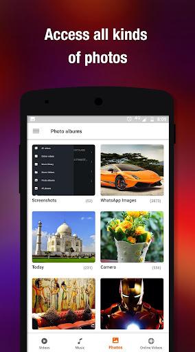 Video Player All Format - Full HD Video Player 8.1.2.9 screenshots 7