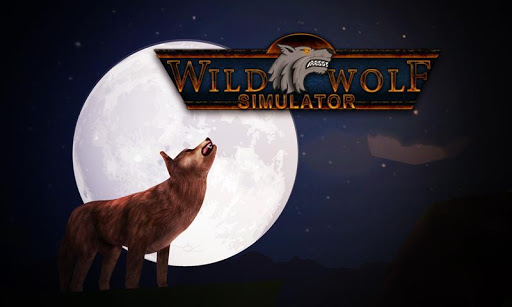 Wild Wolf Simulator 3D 2015