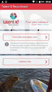 Talent ID Recruitment- screenshot thumbnail