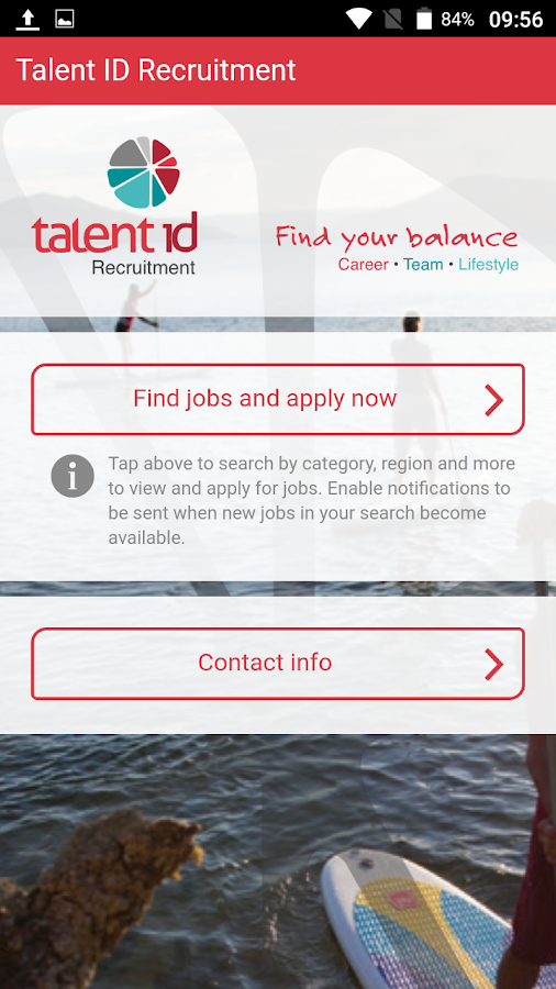 Talent ID Recruitment- screenshot