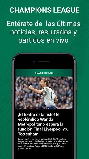 TUDN: Univision Deportes Network 12.2.4 Screenshots 5