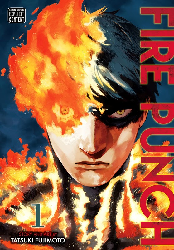 Fire Punch (2018) - complete