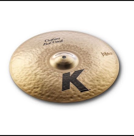 "17"" Zildjian K Custom - Fast Crash"