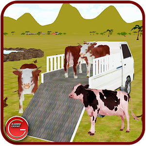 Farm Animal Transporter Truck for PC and MAC