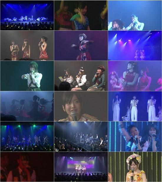 (LIVE)(720p) NMB48 チームN「目撃者」公演 須藤凜々花 卒業公演 Live 720p 170830