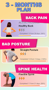 Healthy Spine & Straight Posture – Back exercises 2