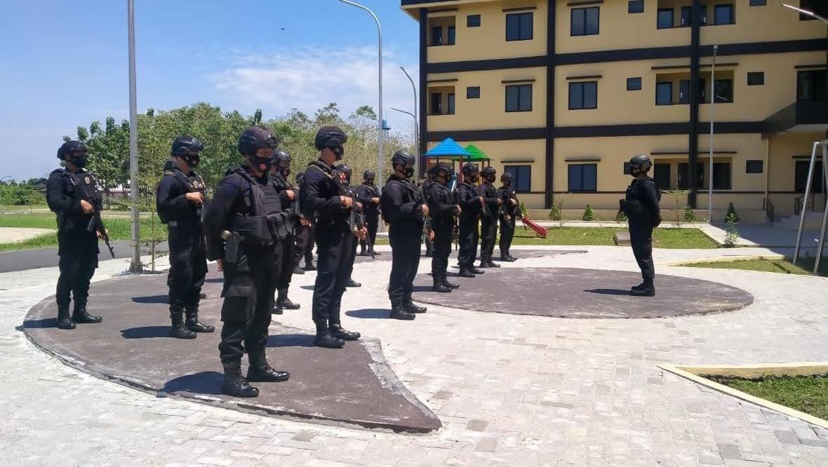 Kapolda Sumut Perintahkan Kasatwil Perketat Pengamanan Mako Antisipasi Teror