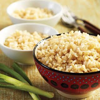 Perfect Brown Rice.