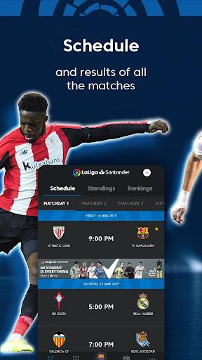 La Liga - Live Soccer Scores, Goals, Stats & News Screenshots 12