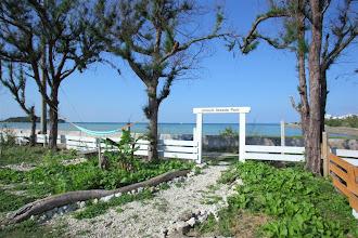 Photo: 海への入り口