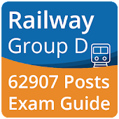 RRB (RRC) Group D Exam Guide