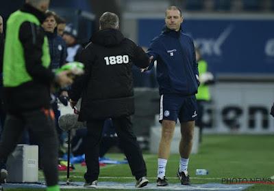 """Gent-coach enorm tevreden met evolutie: """"Als we die match tegen Antwerp tien keer herspelen, winnen we er negen"""""""