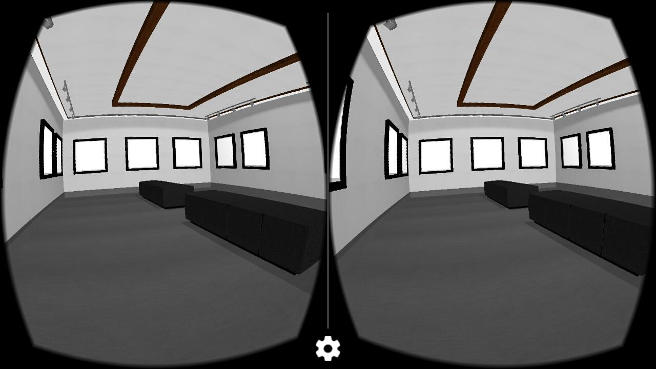 VR Personal Art Gallery 3D- screenshot