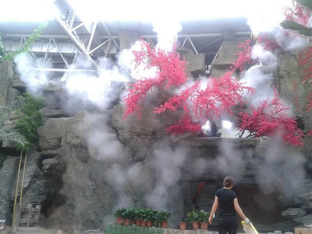 FUJITEX Việt Nam cung cấp hệ thống phun sương cao áp có giá thành hợp lý