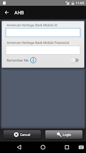 American Heritage Bank OK- screenshot thumbnail