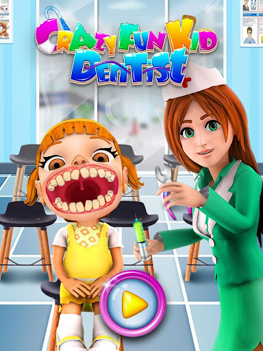 Crazy Fun Kid Dentist