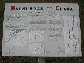 Photo: Balnuaran of Clava
