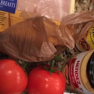 Tex-Mex Chicken Rice Casserole (Freezer Meal)