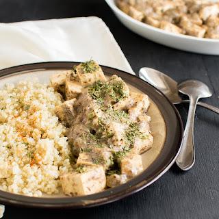 Nut Free Tofu Flax Curry.