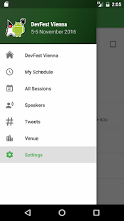 DevFest Vienna 2016- screenshot thumbnail