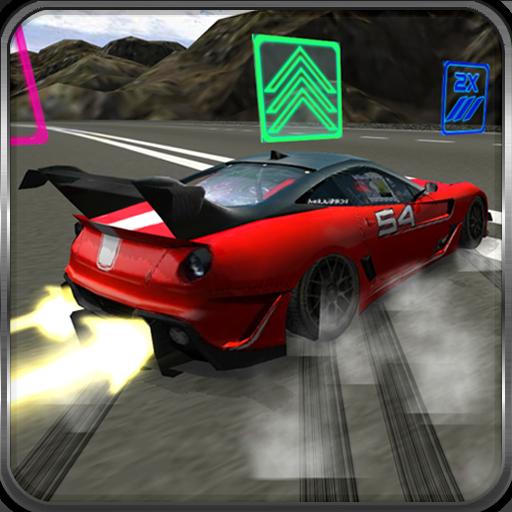 快速驅動器漂移X 模擬 App LOGO-APP試玩