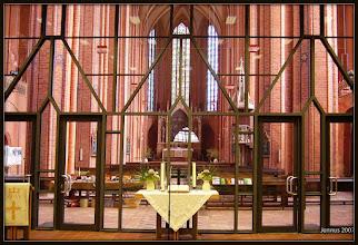 Photo: St Marienkirche zu Pasewalk