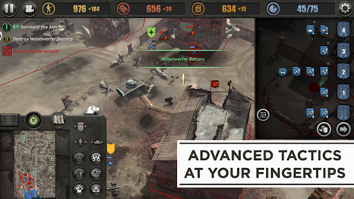 Company of Heroes Varies with device screenshots 5