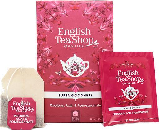 Rooibos, acai & granatäpple - English Tea Shop