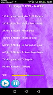 CHINO Y NACHO SONGS - náhled