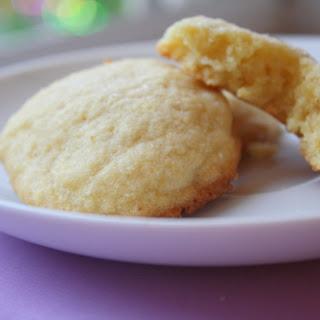 Cornmeal Cookies.